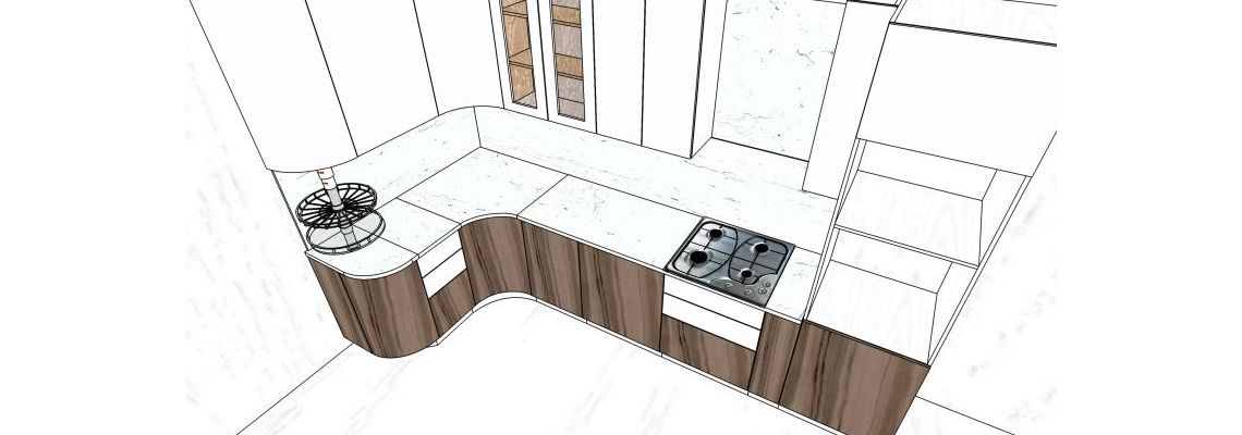 Кухня Когалым 1