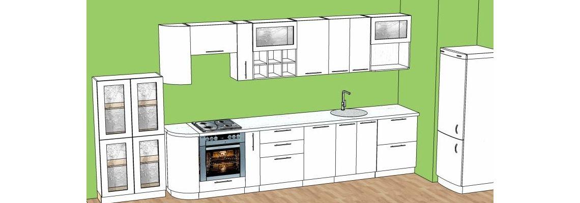 Кухня Екатеринбург 3
