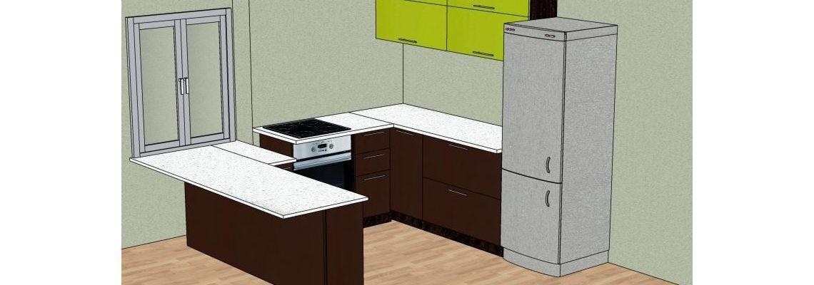 Кухня Новый Уренгой 6