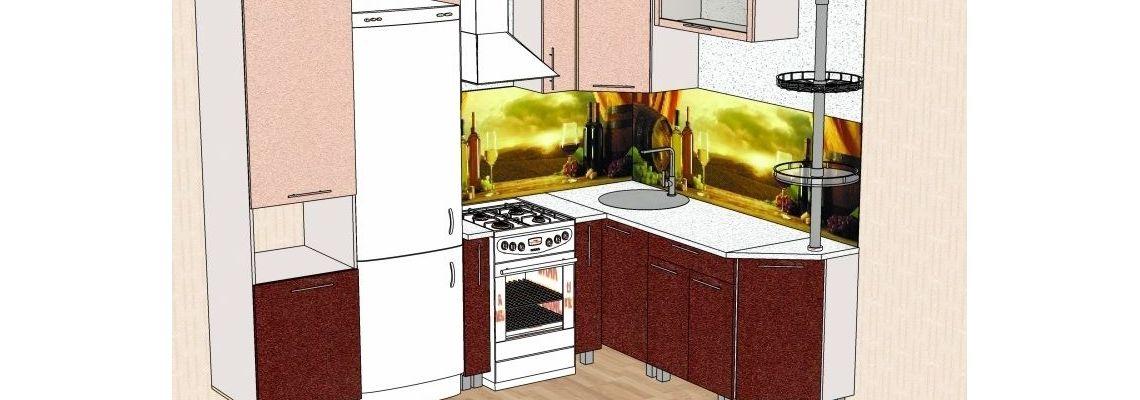 Кухня Новый Уренгой 16