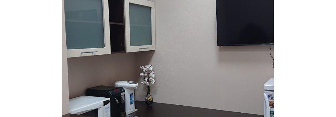 Кухонный гарнитур в офис п. Сорм