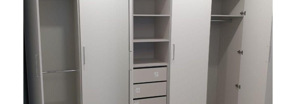 Распашные шкафы Новый Уренгой