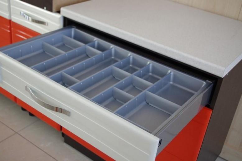 Лоток для столовых приборов Л2 Оранж 9