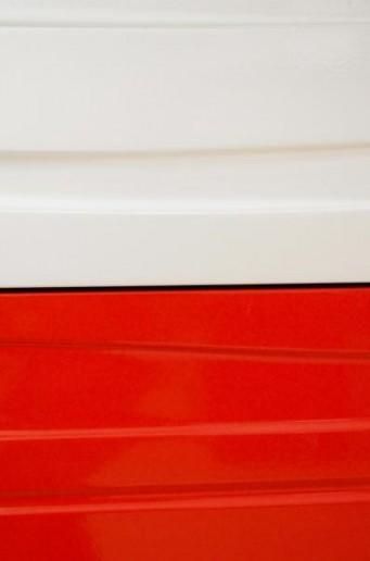 Стол с тремя ящиками Оранж 09.59