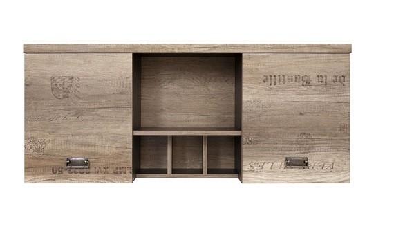 Шкаф навесной MALCOLM SFW 2D