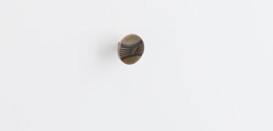Ручка-кнопка FB028 Старая бронза