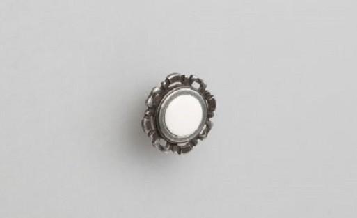 Ручка-кнопка FB033 Старое олово