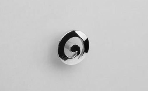 Ручка-кнопка FM105 хром