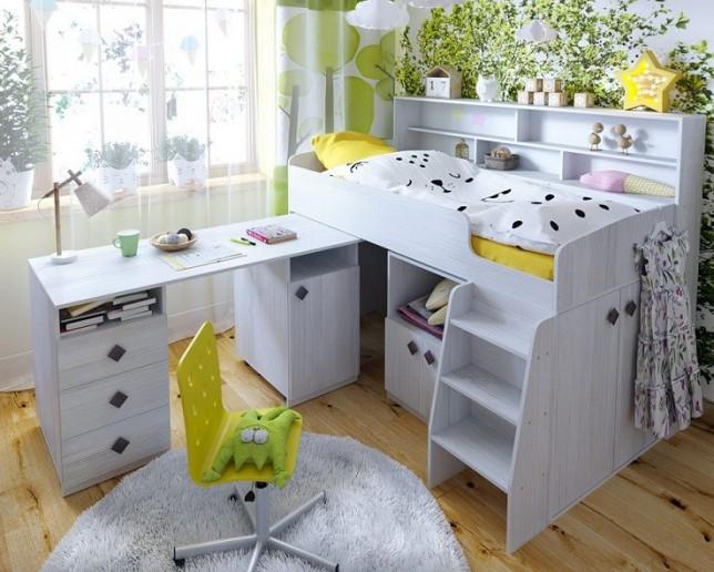 Кровать-чердак Малыш 5