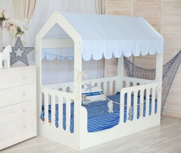 Кровать-домик без ящика
