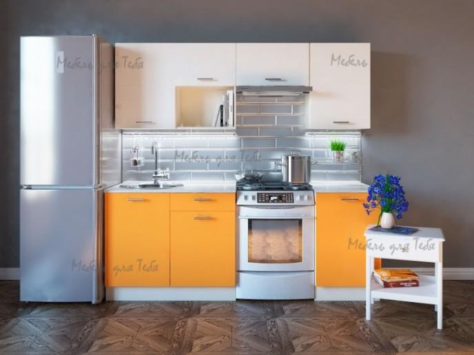 """Кухонный гарнитур """"Оранж 2100"""""""