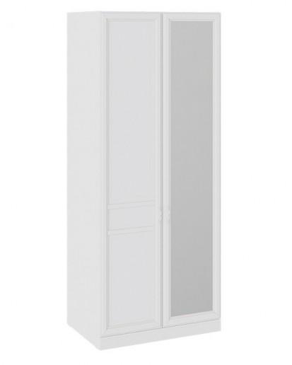 Шкаф для одежды с 1 зеркальной дверкой Левый Франческа