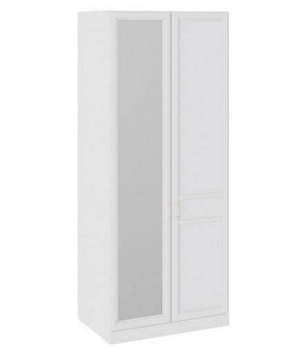 Шкаф для одежды с 1 зеркальной дверкой Правый Франческа