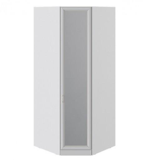 Шкаф угловой с зеркальной дверкой Франческа