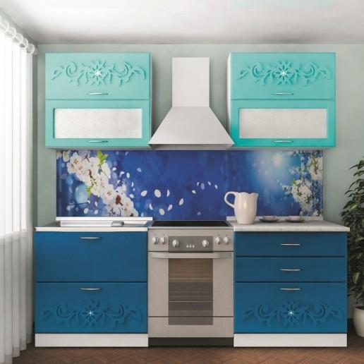 Кухня Лазурь