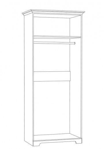 Шкаф для одежды Малена 13.129