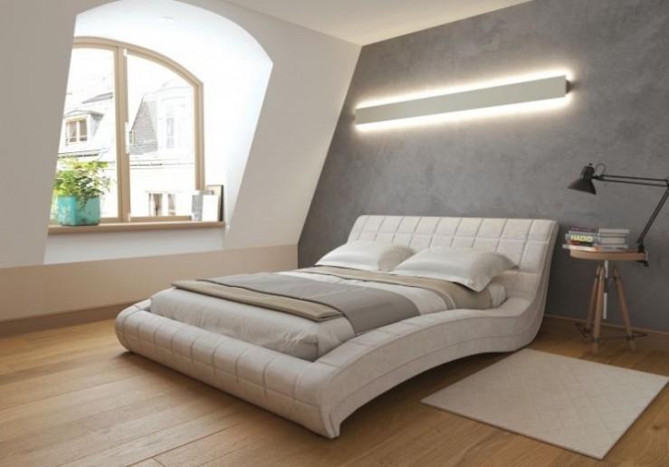 Интерьерная кровать Сальма