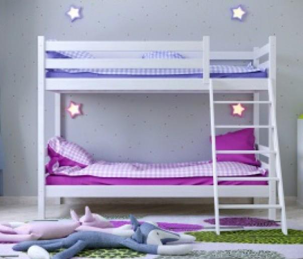 Лестница наклонная к кроватям Сонечка