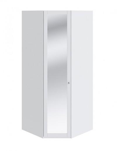 Шкаф угловой с 1-ой дверью с зеркалом Ривьера