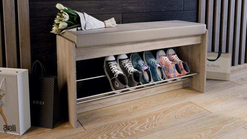 Тумба для обуви Тайм Тип 2