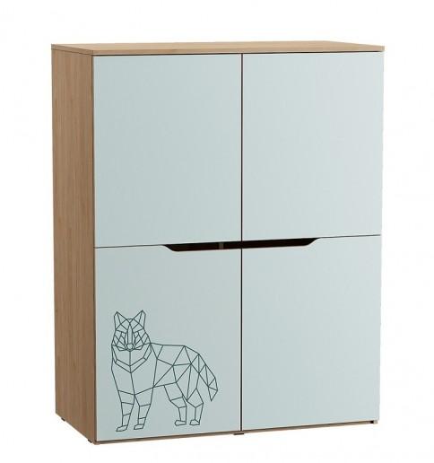 Шкаф для одежды Гудвин 13.135