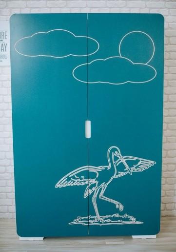 Шкаф детский Журавлик