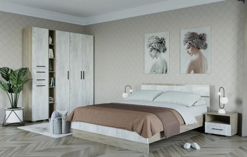 Спальня Ривьера 2 Санвут