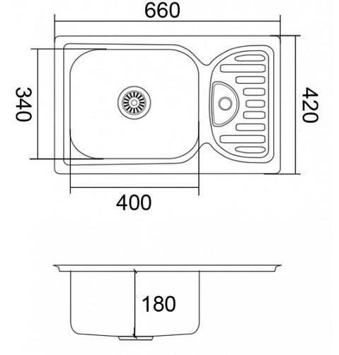 Мойка ЕМ-305А Electrolize