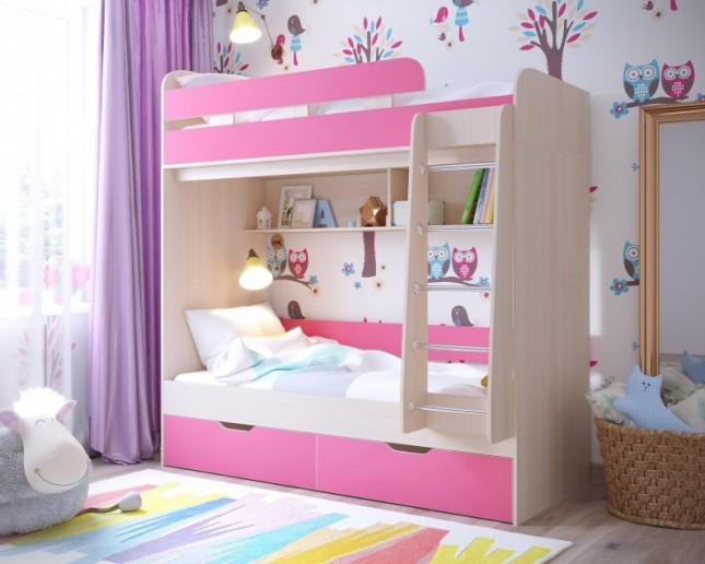 Кровать-чердак Юниор-5