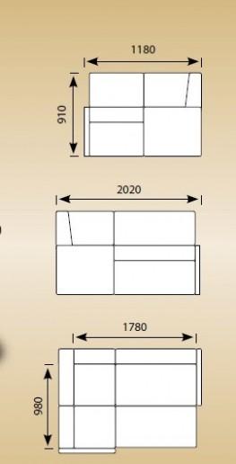 Кухонный уголок КУ-16