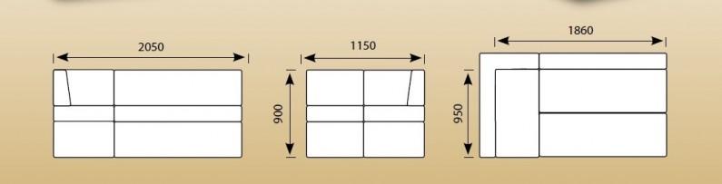 Кухонный уголок КУ-23