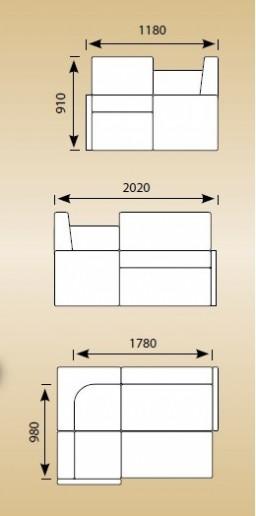 Кухонный уголок КУ-21