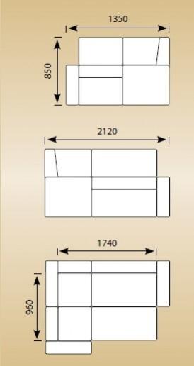 Кухонный уголок КУ-12