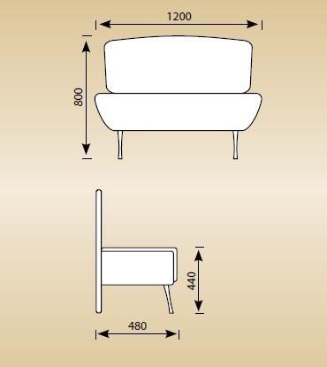 Кухонный диван МКД-5