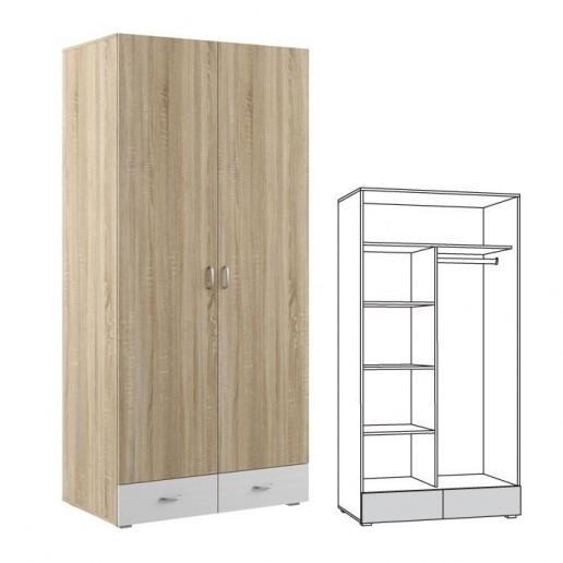 Шкаф 2-х дверный Линда 305