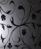 Черные цветы, ЛДСП